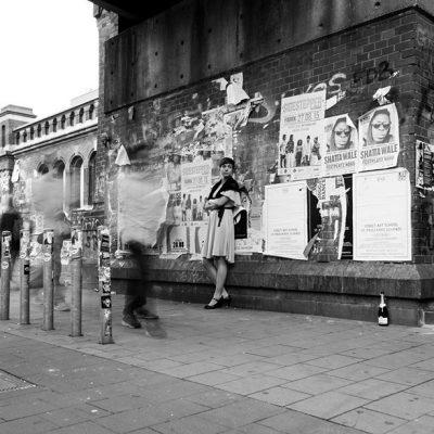 Katja Böhm Fotostory Lost