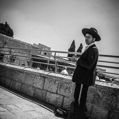 Katja Böhm Jerusalem Israel