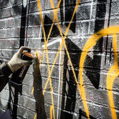 Katja Böhm Fotostory Graffiti