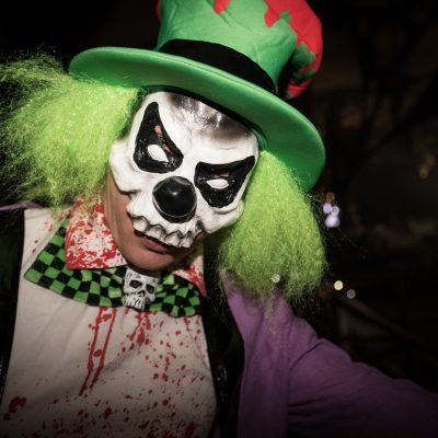 Halloween Party Hamburg Event