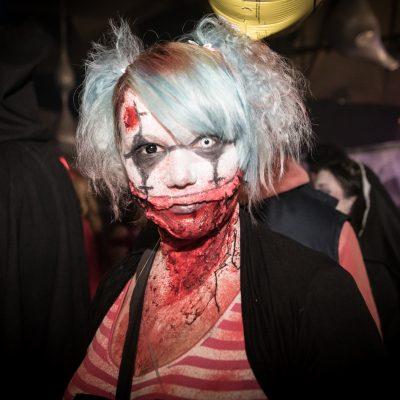 Eventfotografie in Hamburg zu Halloween