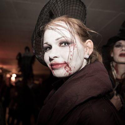 Eventfotografie Halloween Hamburg