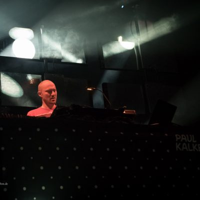Paul Kalkbrenner by Katja Boehm