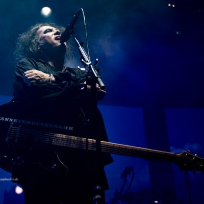 The Cure in Hamburg
