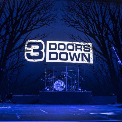 3 Doors Down in Hamburg