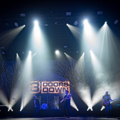 3 Doors Down in Hamburg