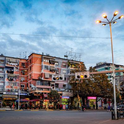 Reisefotografie in Tirana in Albanien by Katja Böhm
