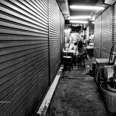 Auf dem Markt in Bangkok by Katja Boehm