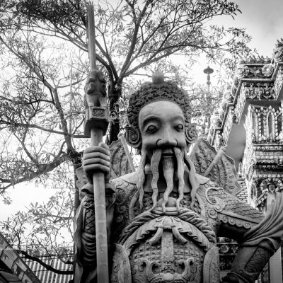 Wat Pho in Bangkok by Katja Boehm