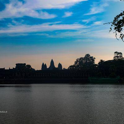 Angkor Wat in Kambodscha von Katja Böhm
