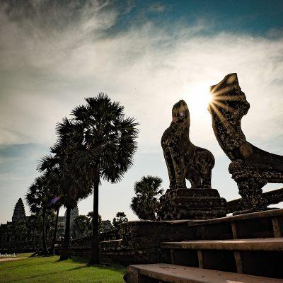 Angkor Wat by Katja Böhm