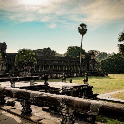 Angkor Wat Kambodscha von Katja Böhm