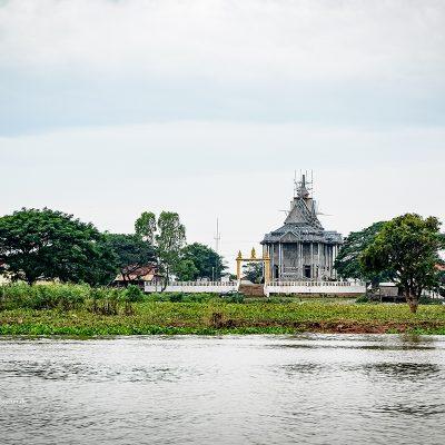 Tonle Sap Kambodscha von Katja Böhm