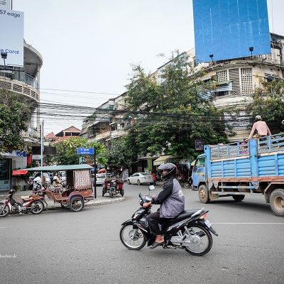 Phom Penh Kambodscha von Katja Böhm