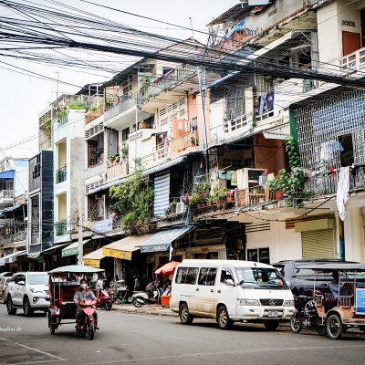 Phom Penh Kambodscha von Katja Boehm