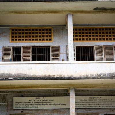 Tuol Sleng Genozid Museum Phnom Penh kambodscha by Katja Boehm