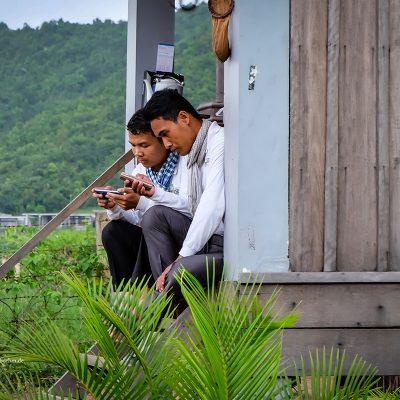 Kampot Kambodscha by Katja Boehm