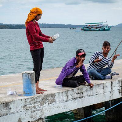 Kambodscha by Katja Boehm
