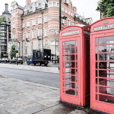 London. Foto by Katja Böhm