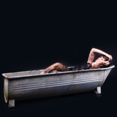 Ich würde so gern in Kohle baden by Katja Böhm