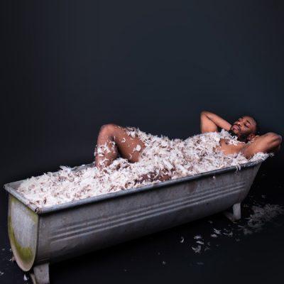 Ich würde so gern in Federn baden by Katja Böhm