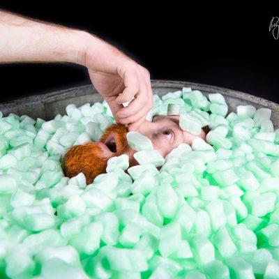 Ich würde so gern in Styropor baden by Katja Böhm
