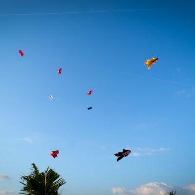 kite festival in Bali by Katja Böhm