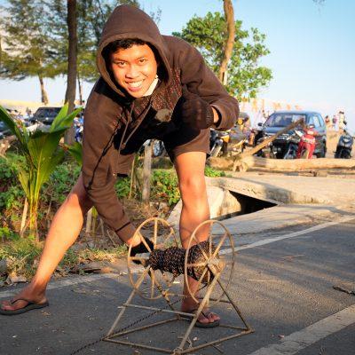 kite festival in Bali.