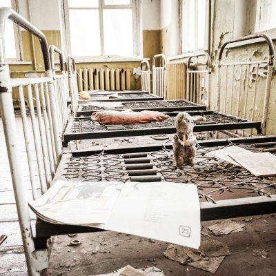 Kindergarten Chernobyl by Katja Böhm