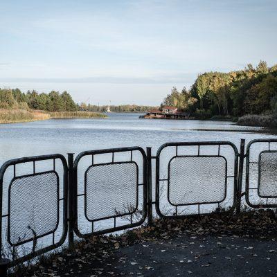 Prypiat in Chernobyl by Katja Böhm
