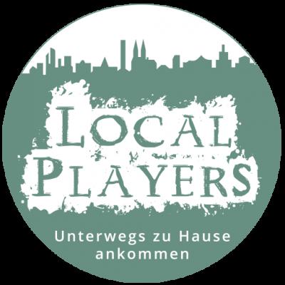 LocalPlayers Logo by Katja Böhm