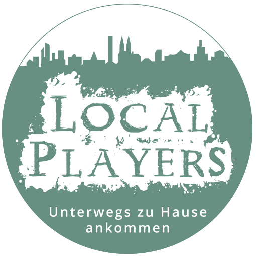 LocalPlayers Logo by Katja Böhm