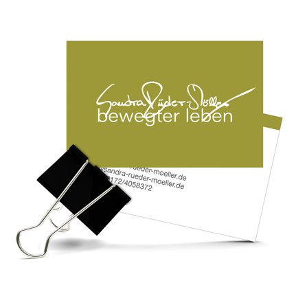 Visitenkarten by Katja Böhm